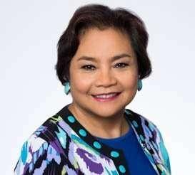 Cora Gadduang of CPOSM