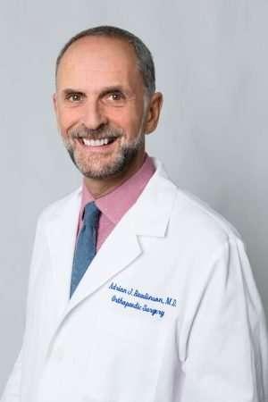 Adrian Rawlinson, M.D.