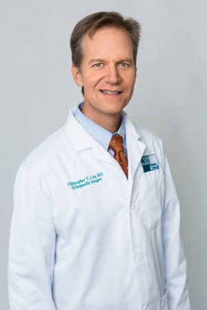 Christopher Cox, M.D.
