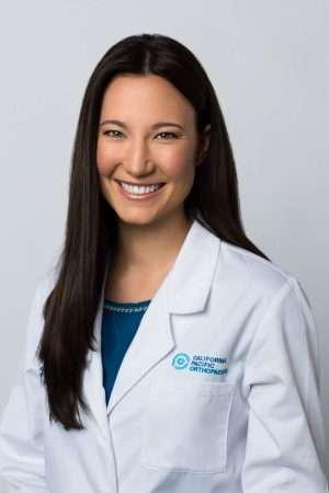 Lindsey Valone, M D  - California Pacific Orthopaedics
