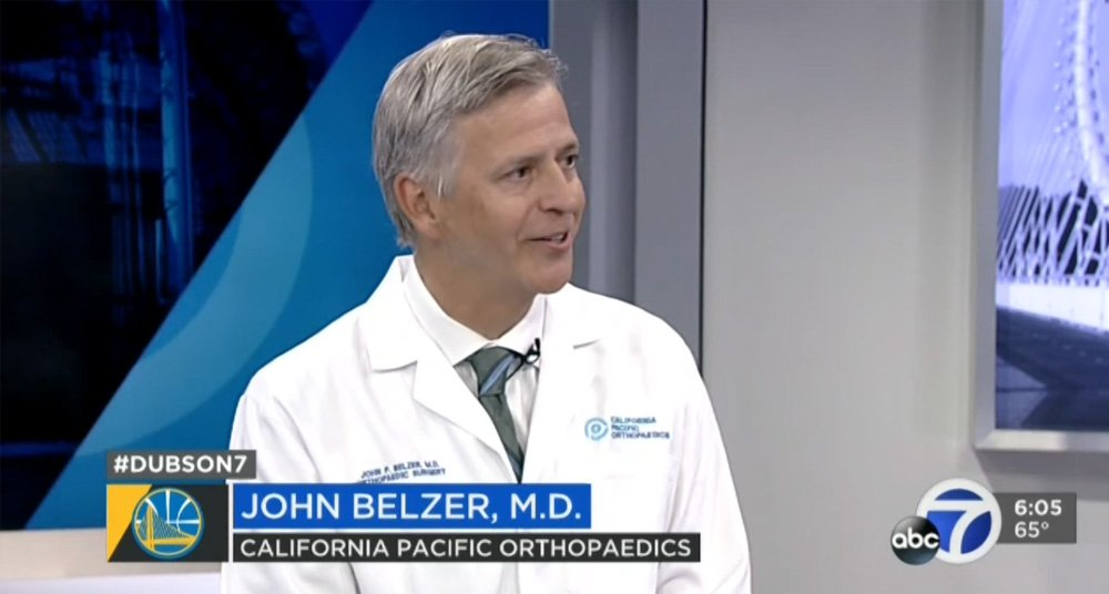 Dr. John Belzer on ABC7 News
