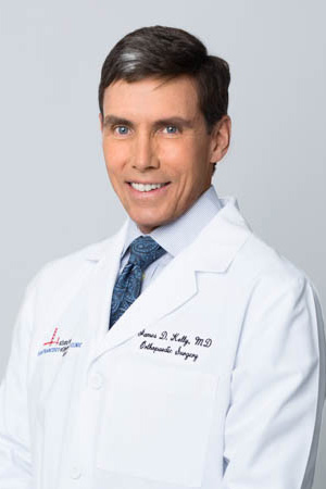 Dr. James D. Kelly, II